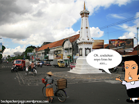 Impianku Liburan Singkat di Jogjakarta