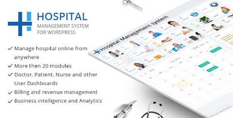 Hospital Management System for Wordpress