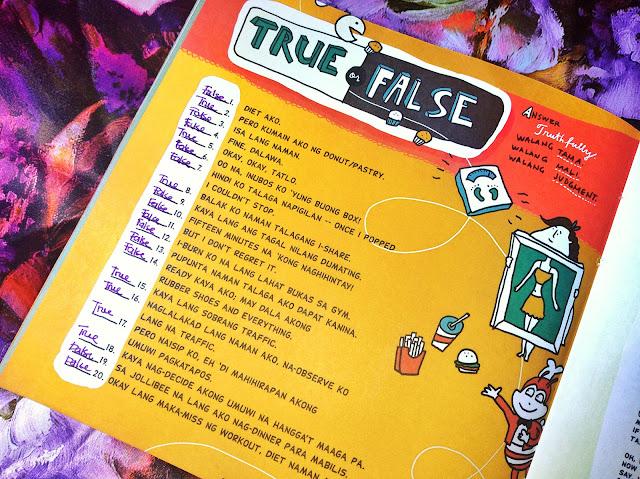 Tita Witty Planner 2018 True or False