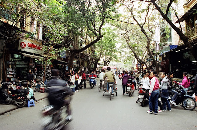 Hanoi's Old Quarter: 36 Streets For 36 Trades