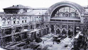 Copertura Porta Nuova Torino