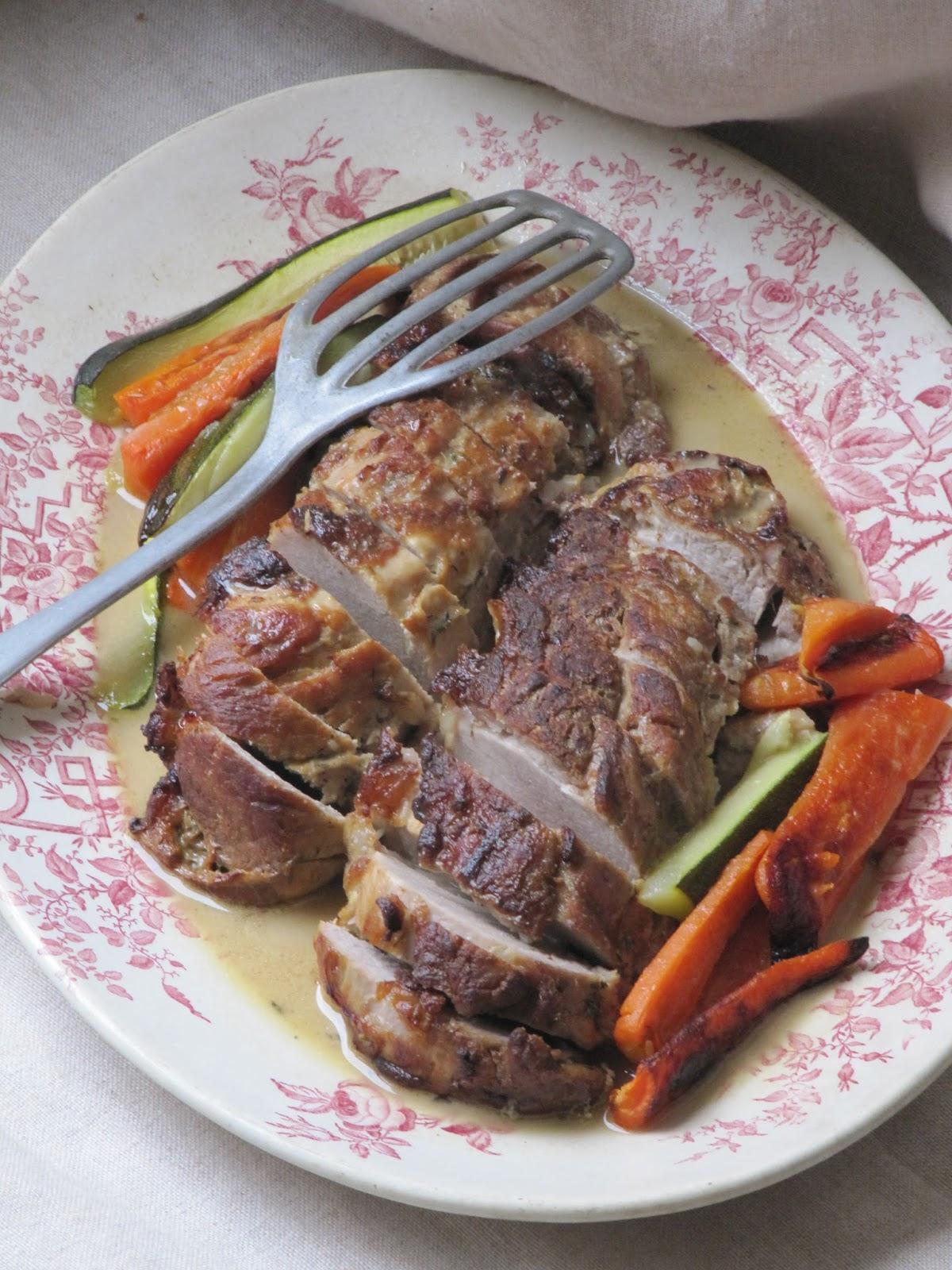 Filet mignon de porc au lait blogs de cuisine - Cuisine filet mignon de porc ...