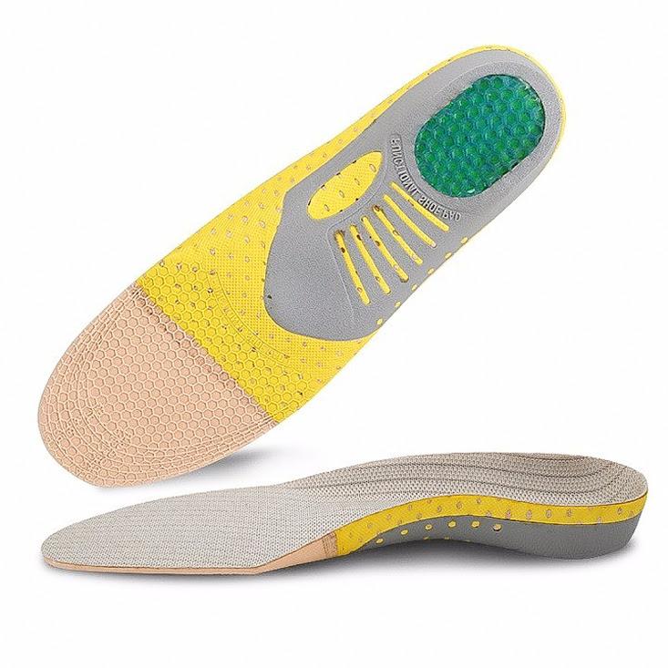 [A119] Hình ảnh các loại mẫu miếng lót giày êm chân