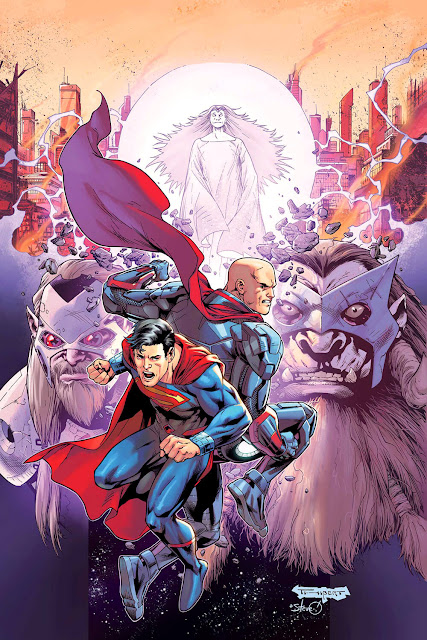 superman and lex luthor team up