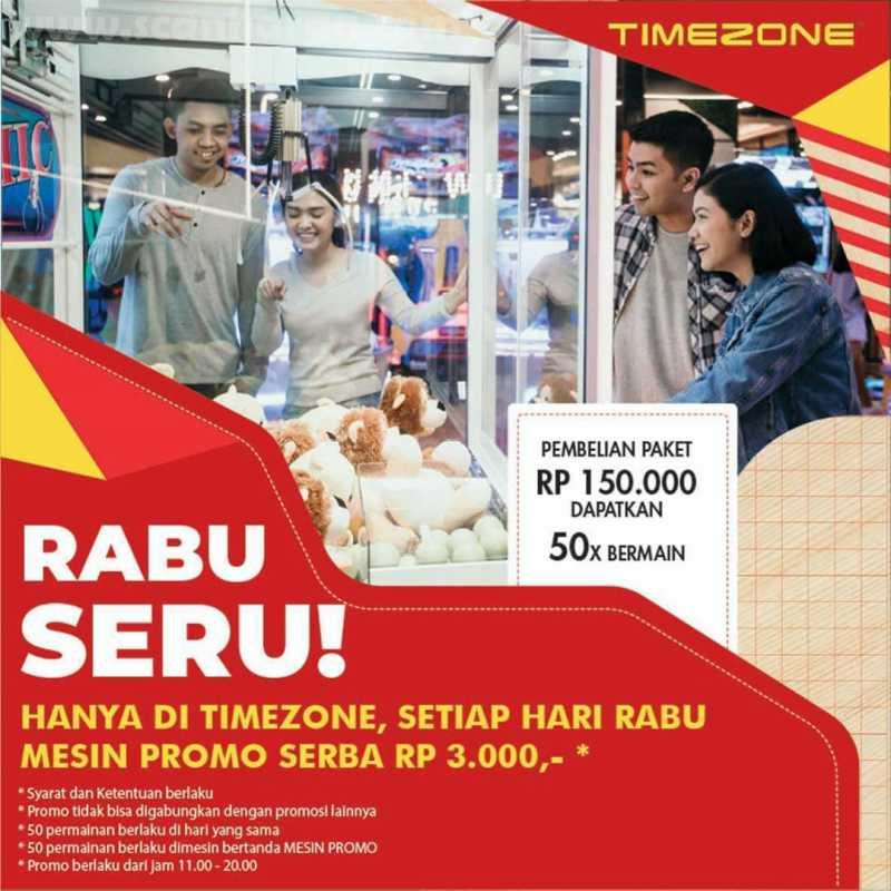 Timezone Promo Rabu Seru