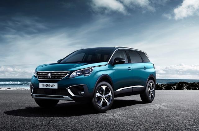 2017 Peugeot 5008 Exterior, Interior Design, Price And Performance