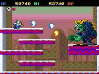 Snow Bros 1 Game Download Highly Compressed
