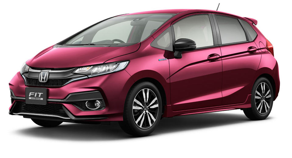 Honda Mobil Terbaru >> 2018 Honda Fit / Jazz Reveals Itself On Japanese Website