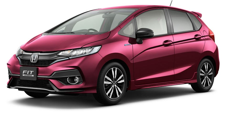 2018 honda fit jazz reveals itself on japanese website for Cars like honda fit
