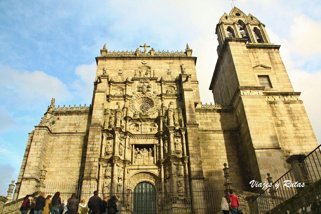 Basílica de Santa María la Mayor de Pontevedra
