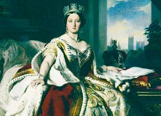 Queen Victoria image