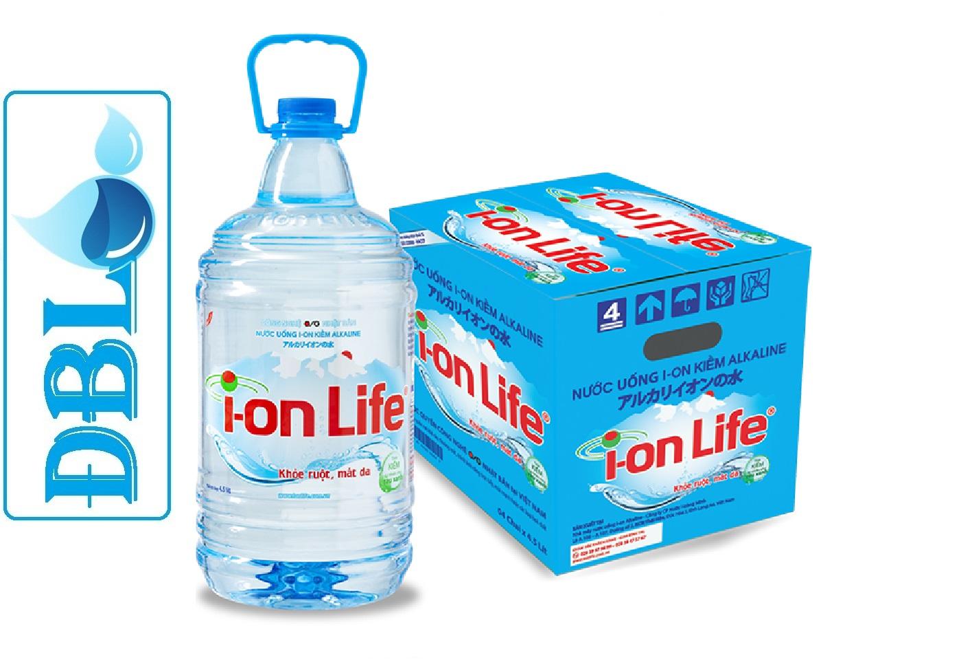 ion life 5l