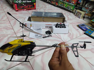 Review Rc Helikopter Gyosho G500 (3,5 Channel)
