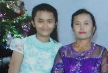 Friska Gultom (15) hilang setelah diduga dibawa sopir angkot Ria Jaya tak pulang selama lima hari hingga kini, Jumat (24/2/2017).