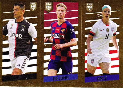 Panini Fifa 365 2020 Sticker 87 Ivan Saponjic Vitolo
