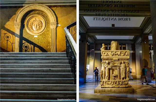 Museu Arqueológico de Istambul