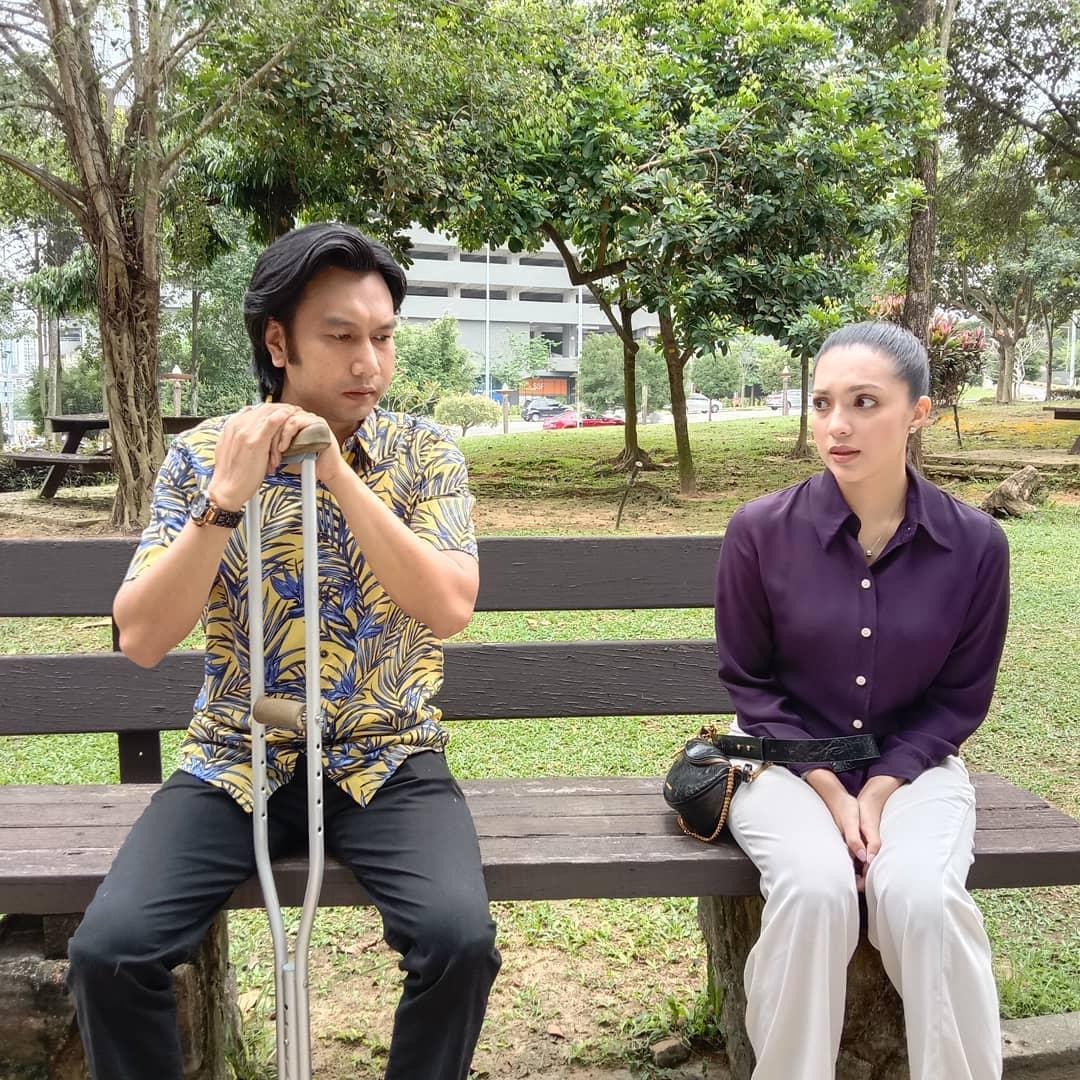 Pelakon Cik Ayu Mee Sanggul