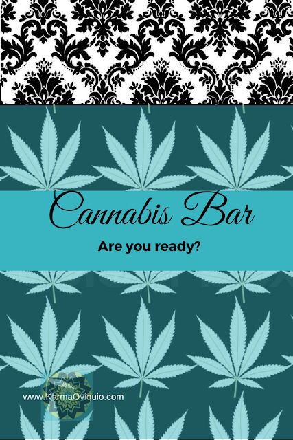 cannabis bar, weddings and events  www.karmeticmarketing.com