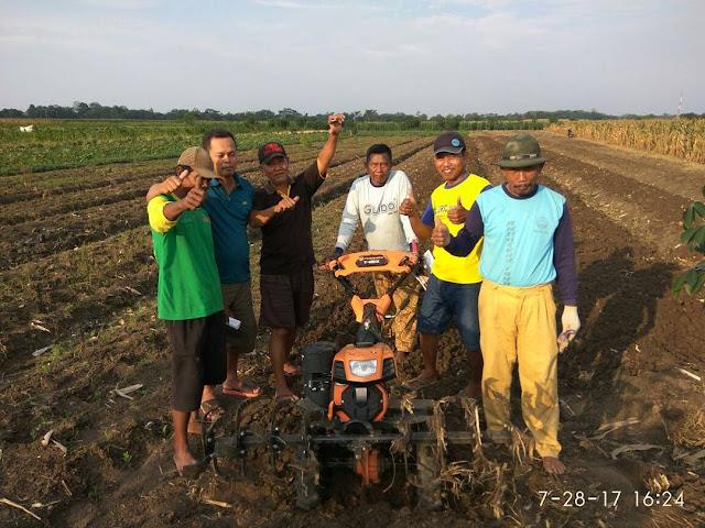 Optimalisasi Alat Dan Mesin Pertanian adalah Kunci Peningkatan Produksi