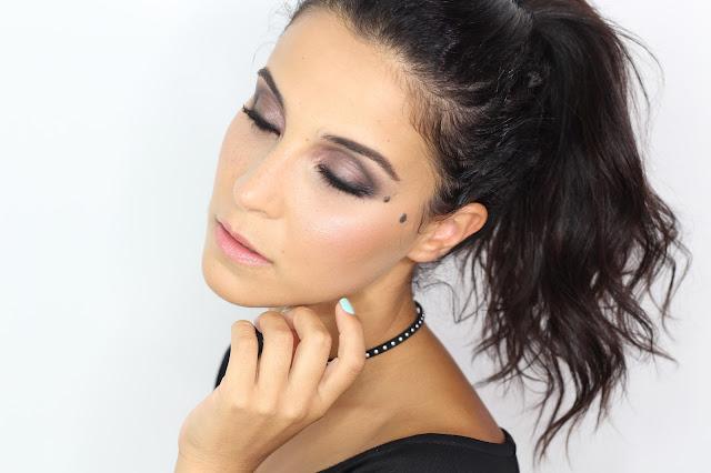 Maquillaje para eventos | Naked 3