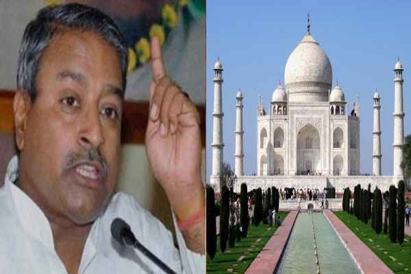 bjp-mp-vinay-katiyar-told-taj-mahal-was-hindu-shivmandir-earlier