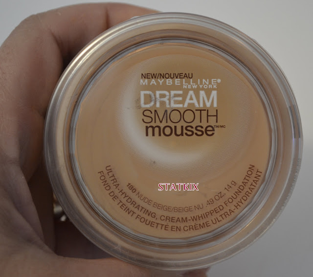 STATKIX - MAYBELLINE DREAM SMOOTH MOUSSE FOUNDATION