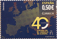 40 AÑOS ESPAÑA EN EL CONSEJO DE EUROPA