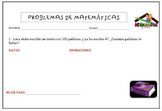 COLECCIÓN DE PROBLEMAS DE MATEMÁTICAS 3 º