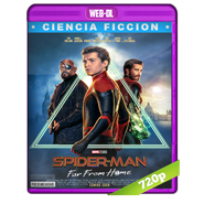 Spider-Man: Lejos de casa (2019) WEB-DL 720p Audio Dual Latino-Ingles