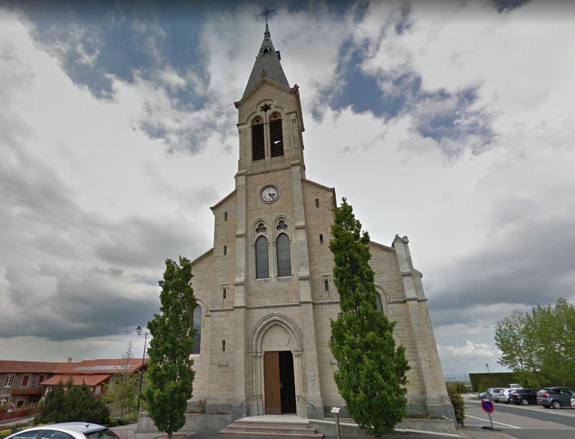 Eglise Saint-Pierre - Commune d'Aveize
