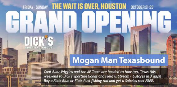 Dick's Grand Openings in Texas
