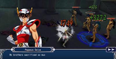 Saint Seiya Cosmo Fantasy, Guide, Pegasus Seiya