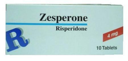 سعر أقراص زيسبيرون Zespsrone لعلاج أنفصام الشخصية