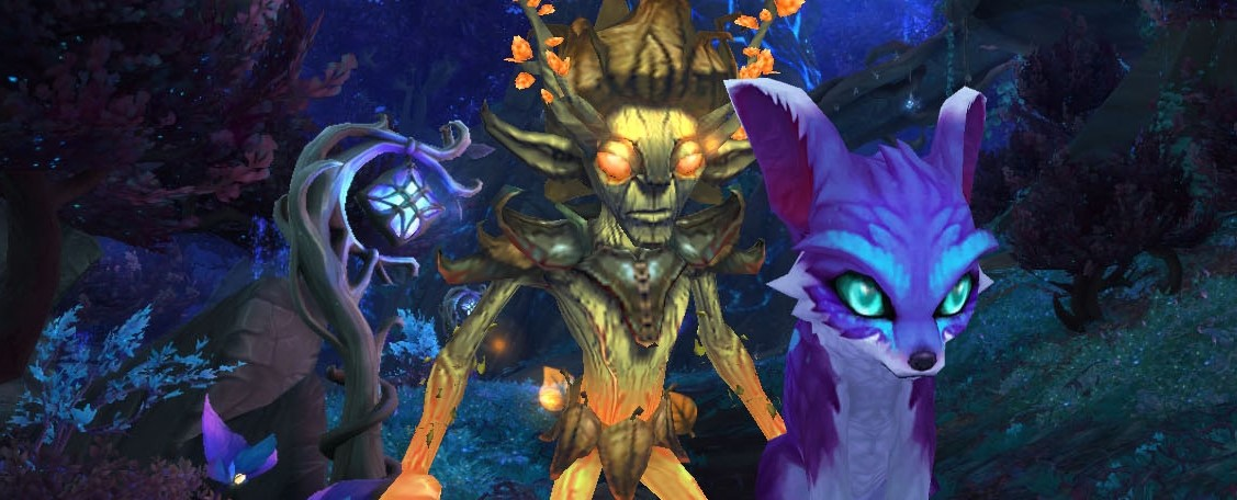 Pet Guide - Felsi and Macabre in the mysterious mushroom ring!