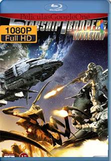 Starship Troopers: Invasion [2012] [1080p BRrip] [Latino-Inglés] [GoogleDrive] RafagaHD