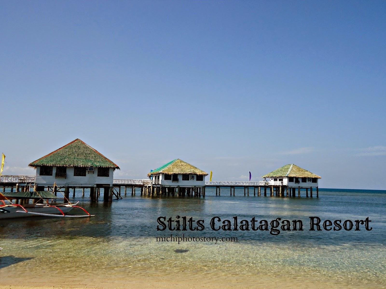 Michi Photostory Soak Up The Sun At Batangas Resort