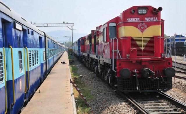 बिहार से गुजरने वाली ये 10 ट्रेनें रहेंगी रद्द। तीन के परिवर्तित किए गए मार्ग। देखिए ट्रेनों की लिस्ट।