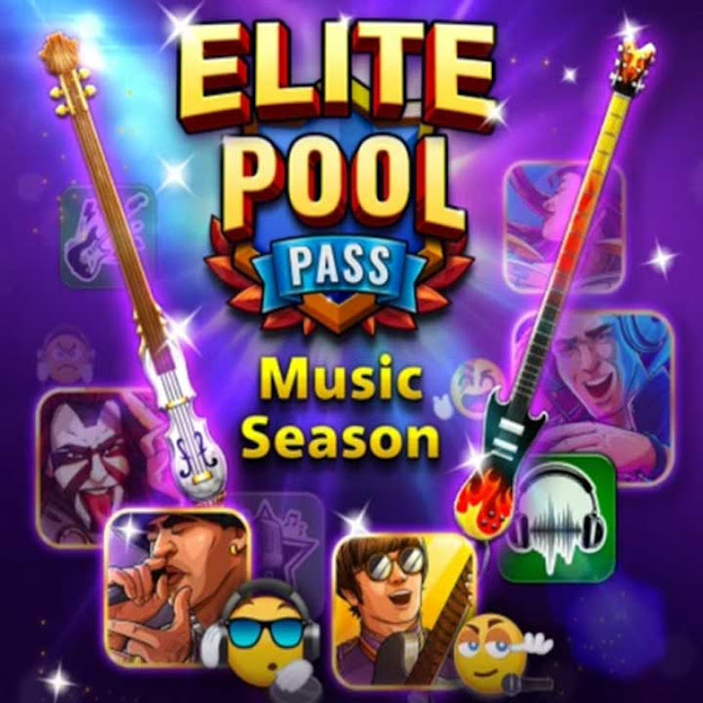Music Season Pool Pass 8bp