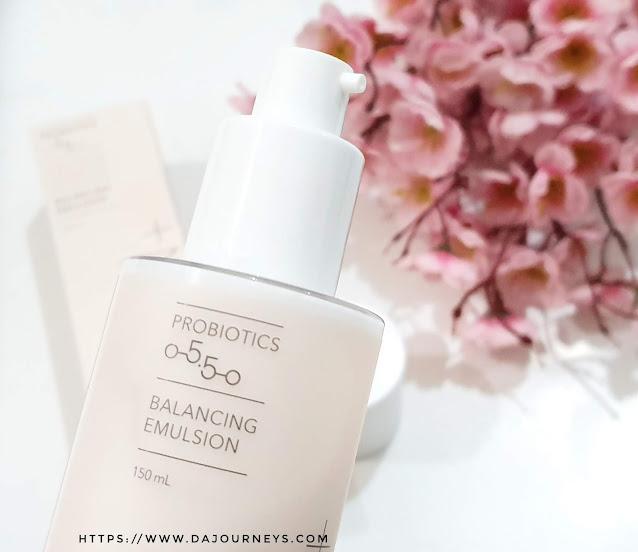 Review Soon+ 5.5 Balancing Emulsion
