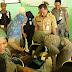 Wakil Bupati Tanah Laut ikut Saksikan pengeledahan tas Siswa