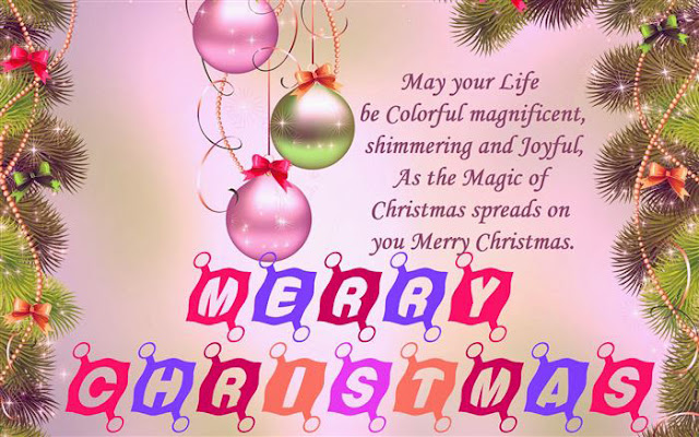 Merry Christmas 2017 Greetings