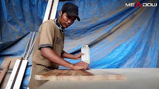Cara Membuat Meja Belajar Lipat - Cara Membuat Meja Belajar Lipat Dinding Dari Kayu Sederhana