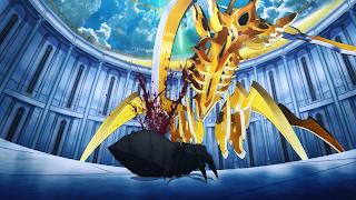Sword Art Online  Alicization Ep 22 Titan of the Sword