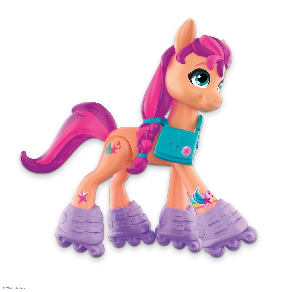 Crystal Adventure Sunny Starscout G5 My Little Pony Merch