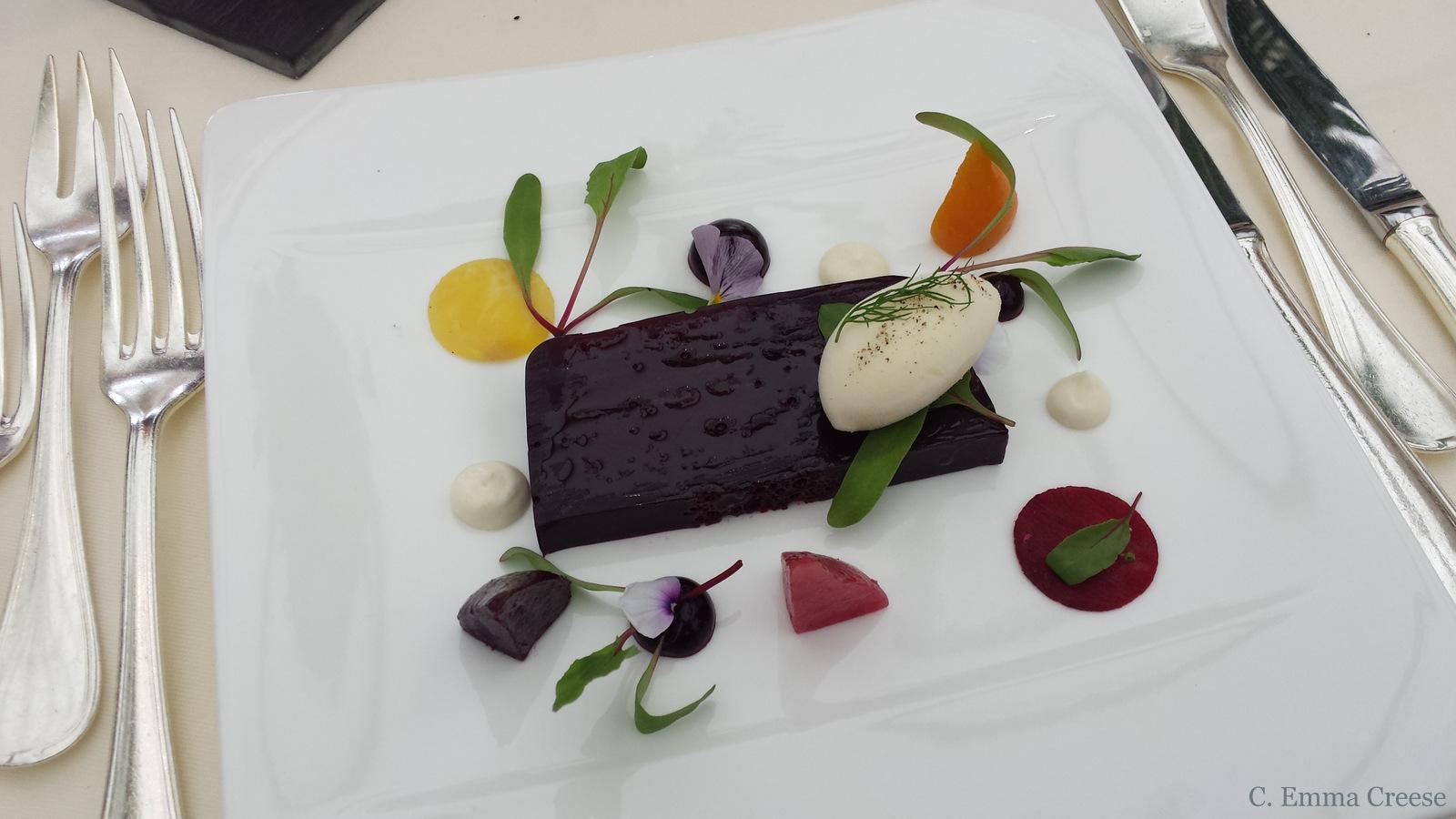 Raymond Blanc luxury lunch at Belmond Le Manoir aux Quat'Saisons Adventures of a London Kiwi