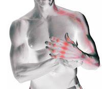 5 causes peu connues provoquant l'arthrite...