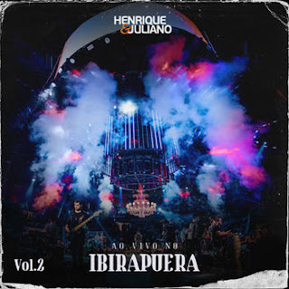 CD CD Ao Vivo no Ibirapuera Vol 2 – Henrique e Juliano (2020)