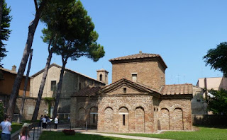 Ravenna, Mausoleo de Galla Placida.