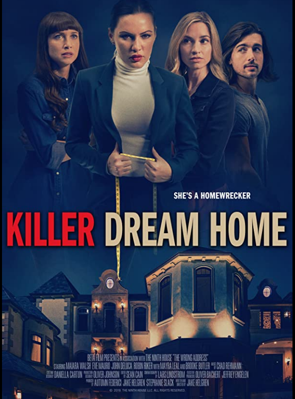 Killer Dream Home 2020 (Movie)