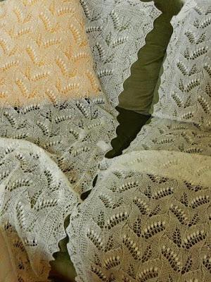 cashmere shawls bruidssjaals, lelie vandalen sjaals,gebreide bruidsshawls.